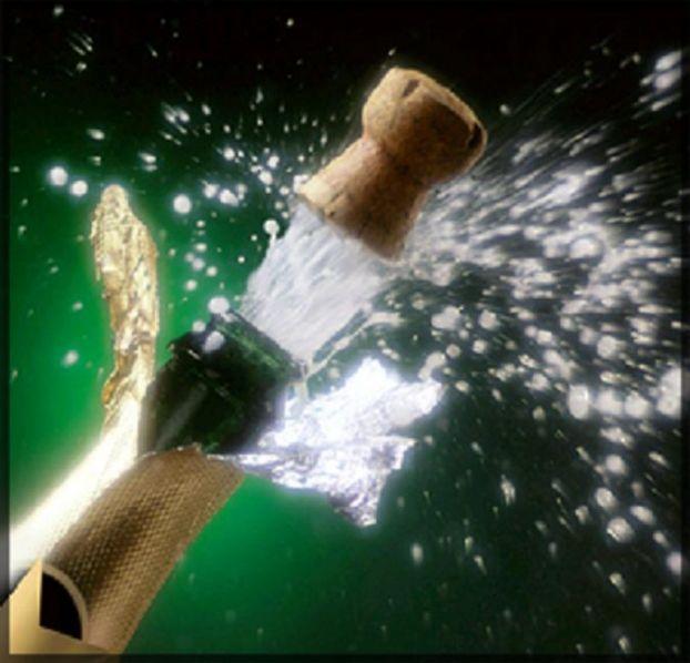 Шампанское: легенды и факты