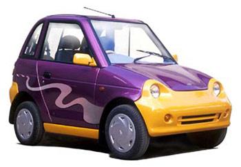 Десятка самых уродливых авто мира 2008 года