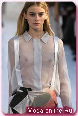 Прозрачные Блузки Фото
